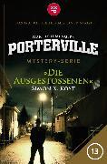 Cover-Bild zu Menger, Ivar Leon: Porterville - Folge 13: Die Ausgestoßenen (eBook)