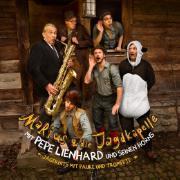 Cover-Bild zu Jägerhitz mit Pauke und Trompete