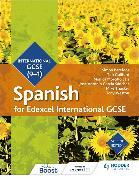 Cover-Bild zu Edexcel International GCSE Spanish Student Book Second Edition