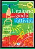 Cover-Bild zu Bd. 02: L'italiano con... giochi e attività