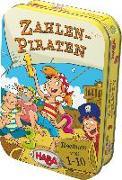 Cover-Bild zu Nikisch, Markus: Zahlen-Piraten