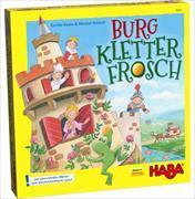 Cover-Bild zu Nikisch, Markus: Burg Kletterfrosch