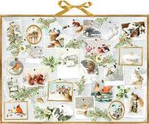 Cover-Bild zu Wandkalender - Marjoleins Wintergalerie