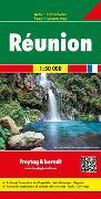 Cover-Bild zu Réunion, Autokarte 1:50.000. 1:50'000