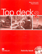 Cover-Bild zu Top Deck 2. Activity Book