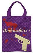 Cover-Bild zu Eberhofer Büchertasche Umbracht is'!