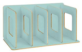 Cover-Bild zu libri_x my Bookshelf Blau