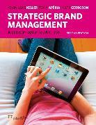 Cover-Bild zu Strategic Brand Management von Keller, Kevin Lane