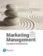 Cover-Bild zu Marketing Management, An Asian Perspective von Kotler, Philip