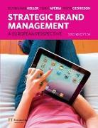 Cover-Bild zu Strategic Brand Management (eBook) von Keller, Kevin Lane