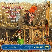 Cover-Bild zu Morgen, Findus, wird's was geben (Audio Download) von Nordqvist, Sven