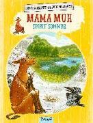 Cover-Bild zu Mama Muh spielt Sommer von Wieslander, Jujja