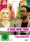 Cover-Bild zu 2 Tage New York von Delpy, Julie