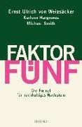 Cover-Bild zu Faktor Fünf von Weizsäcker, Ernst Ulrich von