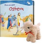 Cover-Bild zu Ostern (mit Stoffschaf) von Mauder, Katharina