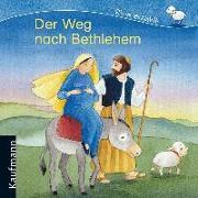 Cover-Bild zu Der Weg nach Bethlehem von Mauder, Katharina