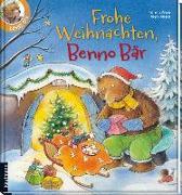 Cover-Bild zu Frohe Weihnachten, Benno Bär von Mauder, Katharina