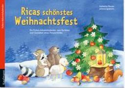 Cover-Bild zu Ricas schönstes Weihnachtsfest von Mauder, Katharina