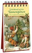 Cover-Bild zu Und überall auf den Tannenspitzen von Mauder, Katharina (Hrsg.)