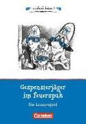 Cover-Bild zu Cornelia Funke: Gespensterjäger im Feuerspuk von Barzik, Ulrike