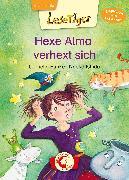 Cover-Bild zu Lesetiger - Hexe Alma verhext sich von Funke, Cornelia