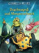 Cover-Bild zu Drachenspuk und Monsterschreck (eBook) von Funke, Cornelia