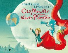 Cover-Bild zu Das Monster vom blauen Planeten von Funke, Cornelia