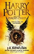 Cover-Bild zu Harry Potter and the Cursed Child - Parts One and Two