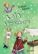 Cover-Bild zu Lola Löwenherz von Abedi, Isabel
