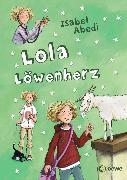 Cover-Bild zu Lola Löwenherz (eBook) von Abedi, Isabel