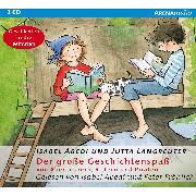 Cover-Bild zu Der große Geschichtenspaß von Abenteurern, Rittern und Piraten (Audio Download) von Abedi, Isabel