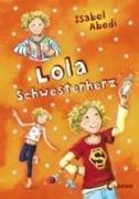 Cover-Bild zu Lola Schwesterherz von Abedi, Isabel