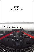 Cover-Bild zu Roman ohne U von Taschler, Judith W.