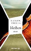 Cover-Bild zu bleiben von Taschler, Judith W.