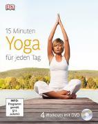 Cover-Bild zu 15 Minuten Yoga für jeden Tag
