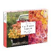 Cover-Bild zu Floret Farm's Cut Flower Garden 2-Sided 500 Piece Puzzle von McMenemy, Sarah