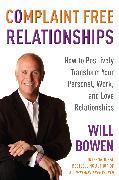 Cover-Bild zu Complaint Free Relationships (eBook) von Bowen, Will