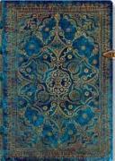 Cover-Bild zu Equinoxe. Azurblau Gross liniert