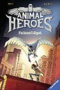 Cover-Bild zu Animal Heroes, Band 1: Falkenflügel von THiLO