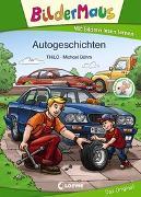 Cover-Bild zu Bildermaus - Autogeschichten von THiLO