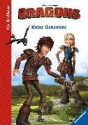 Cover-Bild zu Dreamworks Dragons Hicks' Geheimnis - Für Erstleser von Thilo