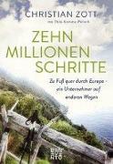 Cover-Bild zu Zehn Millionen Schritte von Zott, Christian