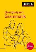 Cover-Bild zu Duden - Grundwissen Grammatik von Diewald, Gabriele