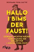 Cover-Bild zu Hallo i bims der Faust von vong Goethe, Rolfgang