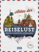 Cover-Bild zu DuMont Bildband Atlas der Reiselust