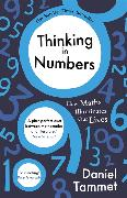 Cover-Bild zu Thinking in Numbers von Tammet, Daniel