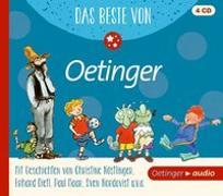 Cover-Bild zu Das Beste von Oetinger (4 CD) von Lindgren, Astrid
