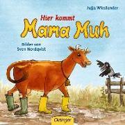 Cover-Bild zu Hier kommt Mama Muh! von Wieslander, Jujja