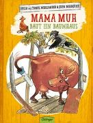 Cover-Bild zu Mama Muh baut ein Baumhaus von Wieslander, Jujja