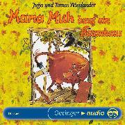 Cover-Bild zu Mama Muh baut ein Baumhaus (Audio Download) von Wieslander, Jujja
